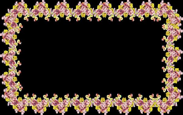tubes cadres en fleurs. Black Bedroom Furniture Sets. Home Design Ideas